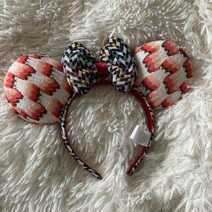 Missoni Minnie Mouse Ears